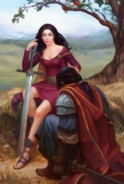 Morgana le Fay and sir Accolon - Ha jobbá akarod tenni a világot, szeress