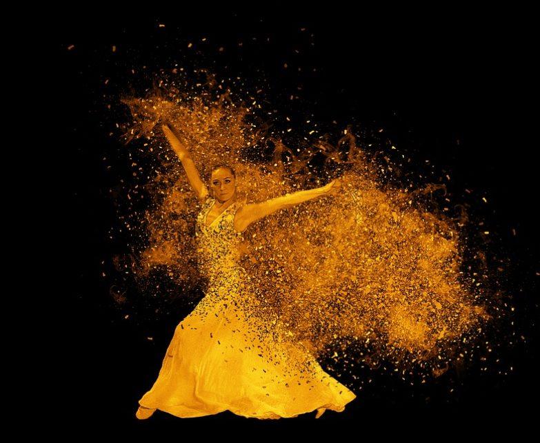 A táncnak sok szintje, mélysége és magassága van