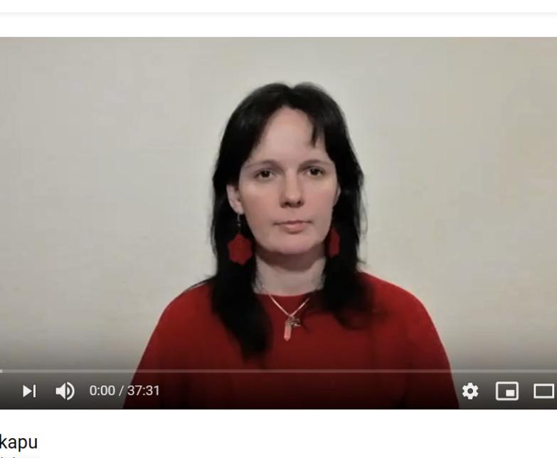 Aranykapu – videó